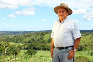 Alysson Paolinelli nasceu em Minas e se destacou em todo o país ao incentivar a modernização da agricultura. (Foto: Divulgação Rede Alysson Paolinelli)