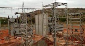 Subestação de Governador Valadares, em Alpercata. (Foto: Washington Bonifácio)