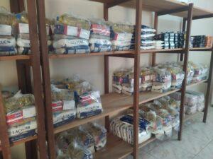 Prefeitura e governo federal já investiram R$180 mil na distribuição de alimentos para os alunos. (Foto: Ricardo Miranda)