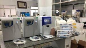Novos equipamentos vão permitir aumento da capacidade de pesquisa e a introdução de novas linhas de pesquisa (Foto: Epamig).