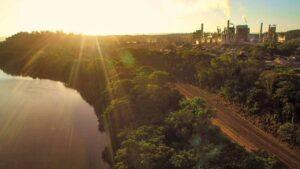 A empresa gera 8 mil empregos  diretos e indiretos no Vale do Rio Doce. (Foto:CENIBRA)
