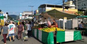 A cada quinze dias, novos feirantes são selecionados (Foto: PJF).