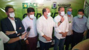 Políticos de Brasília e GV
